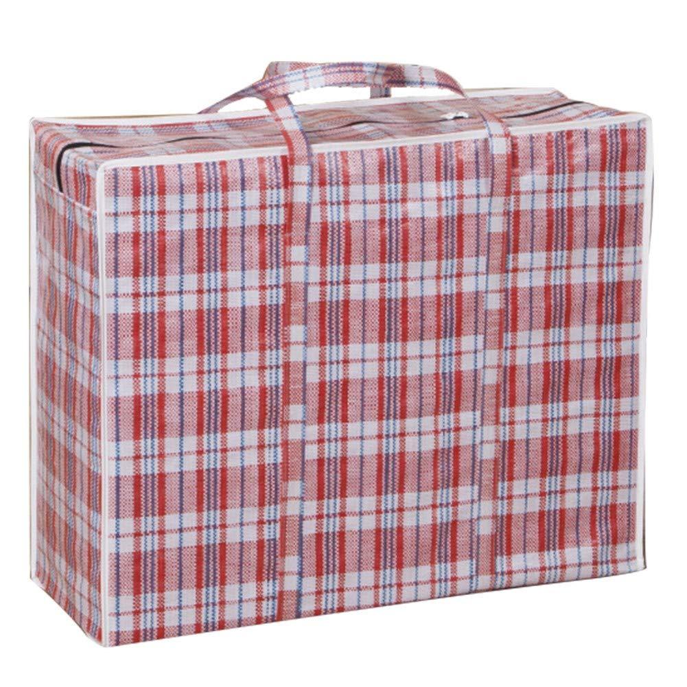Amazon.com: Extra Large Plastic Checkered Storage Laundry ...