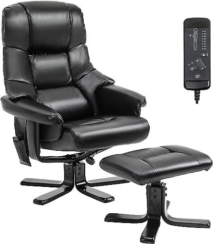 Best living room chair: Massage Recliner Chair