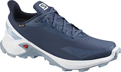 Salomon ALPHACROSS Blast GTX, Zapatillas de Trail Running ...