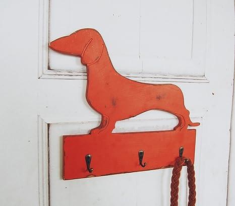 Guardaroba Per Cani.Cani Guardaroba Appendiabiti Per Il Cane Bassotto In Stile