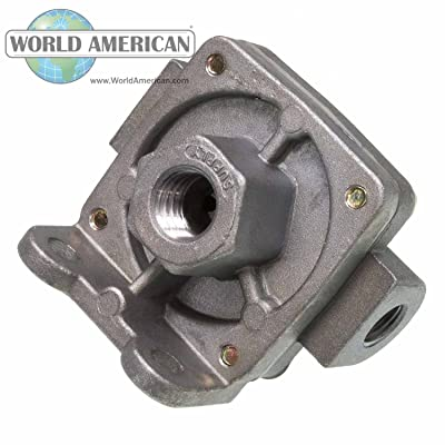 World American WA229813 Relay Valve: Automotive