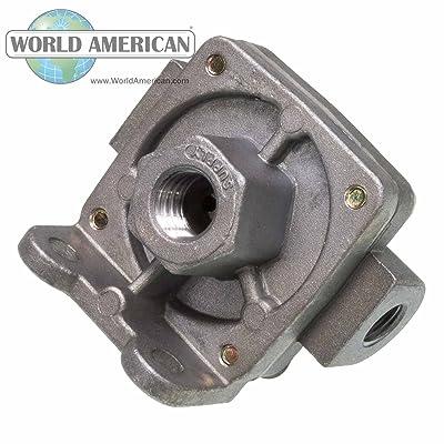 World American WA229813 Relay Valve: Automotive [5Bkhe1402164]