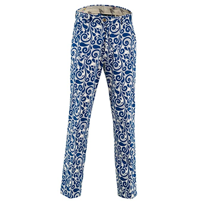 60s – 70s Mens Bell Bottom Jeans, Flares, Disco Pants Royal & Awesome Mens Golf Pants $52.49 AT vintagedancer.com