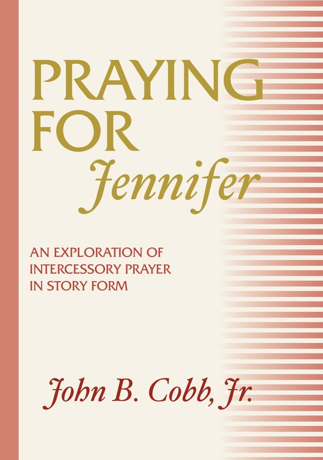 Praying for Jennifer: pdf