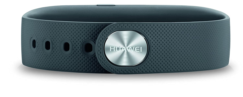 Huawei Talkband B1 - Rastreador de actividad inalámbrico, talla S (221.5 mm), gris
