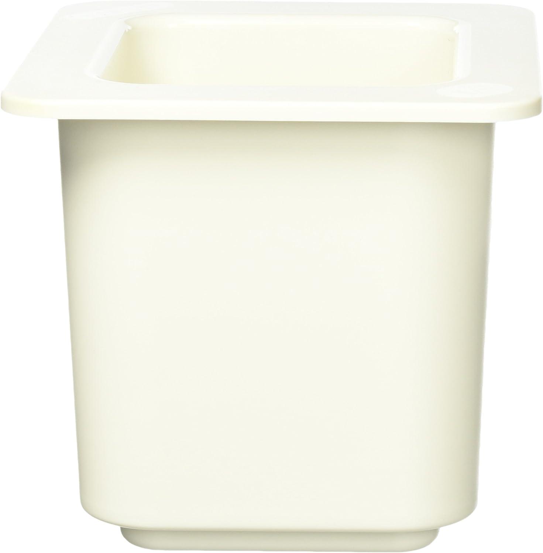 Cambro 66CF148 ColdFest White 1/6 Size 6