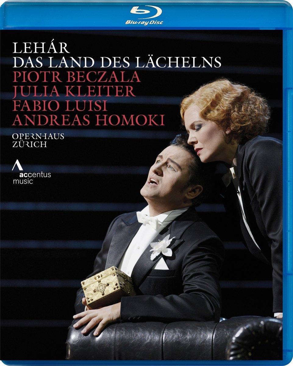 Blu-ray : Das Land Des Lachelns (Blu-ray)