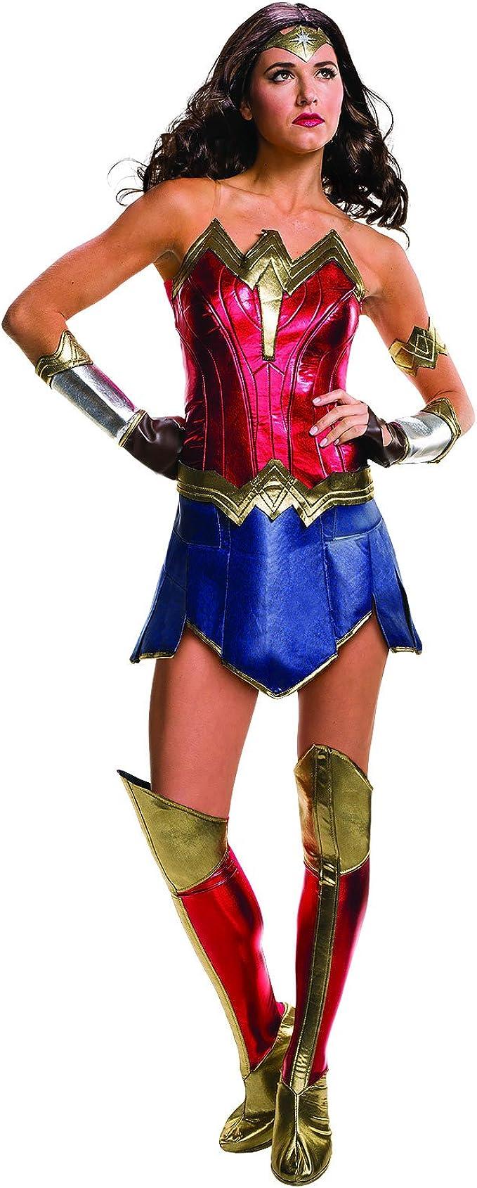 Mujer Maravilla Traje para Las Mujeres 6tlg Batman v Superman DC ...