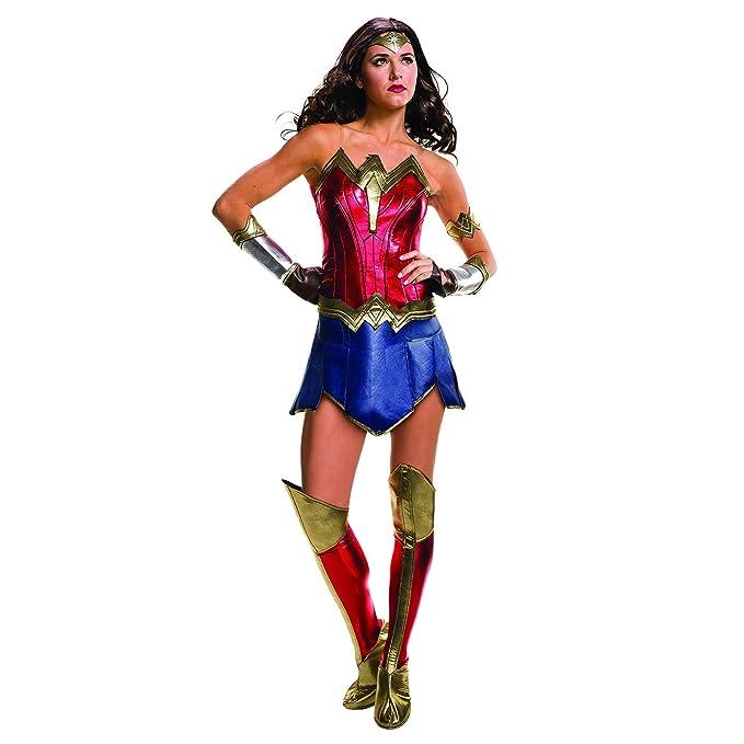 Mujer Maravilla Traje para Las Mujeres 6tlg Batman v ...