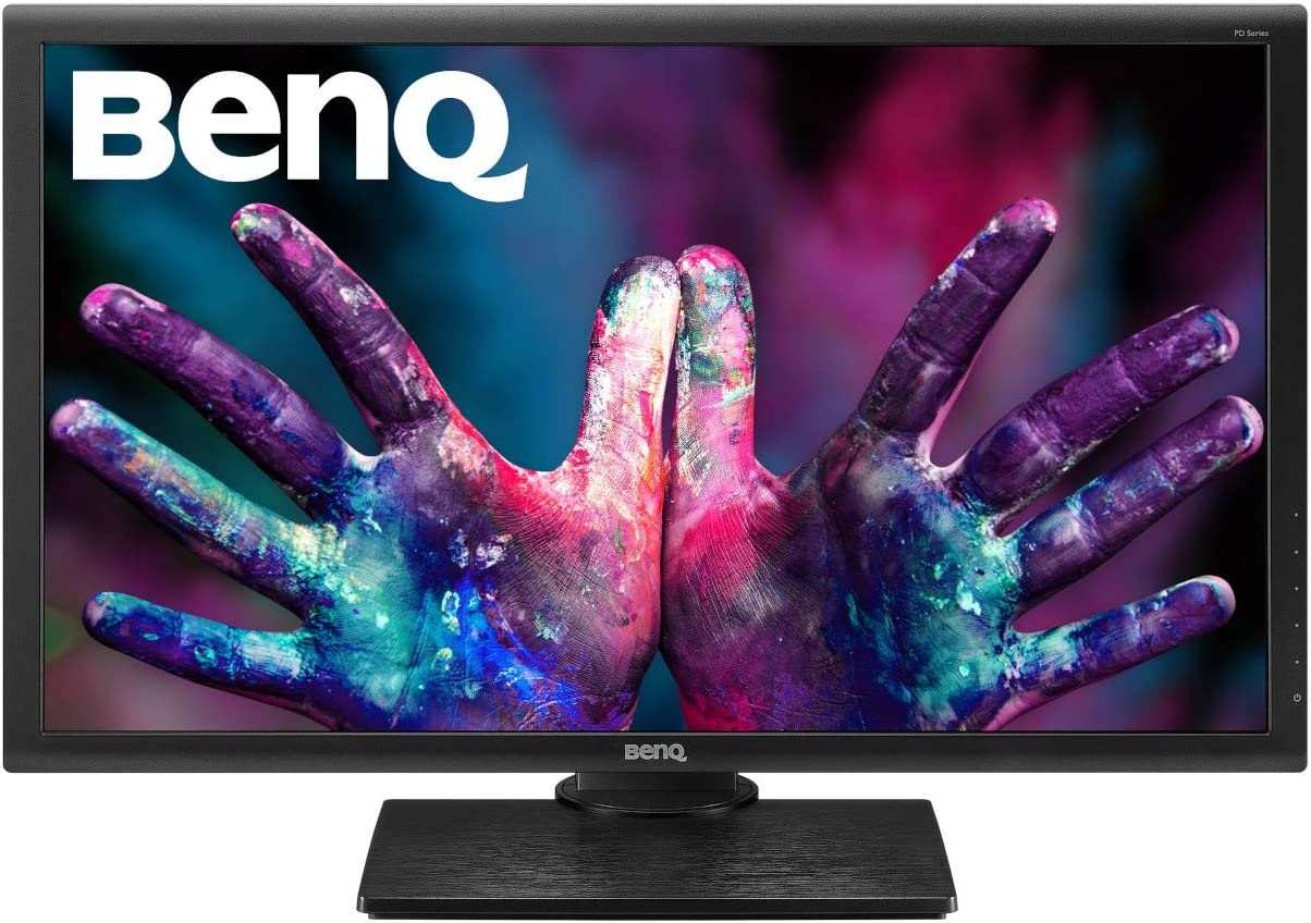 BenQ PD2700Q - Monitor Profesional para Diseñadores de 27