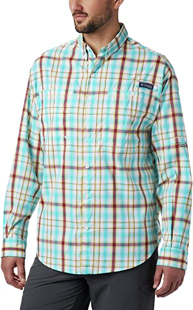 Columbia Mens Super Tamiami Long Sleeve Shirt