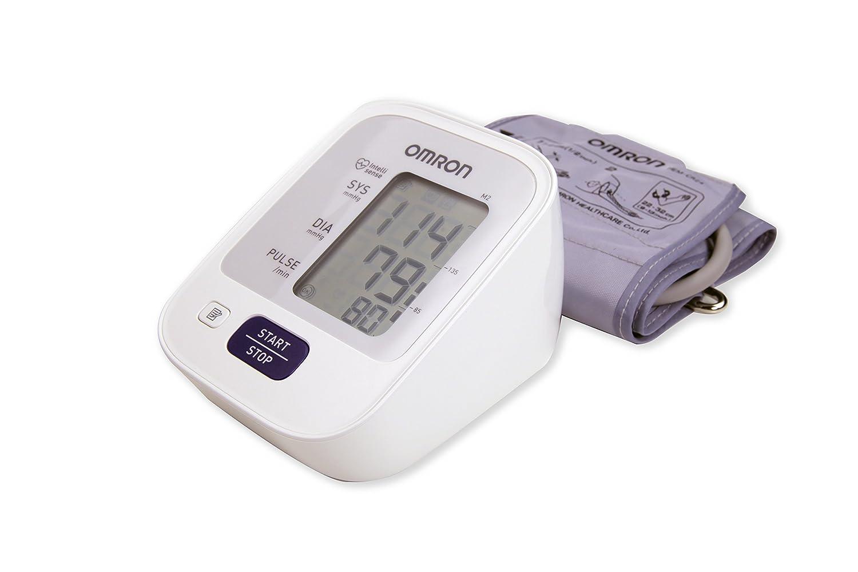 OMRON M2 - Tensiómetro de brazo, detección del pulso arrítmico ...