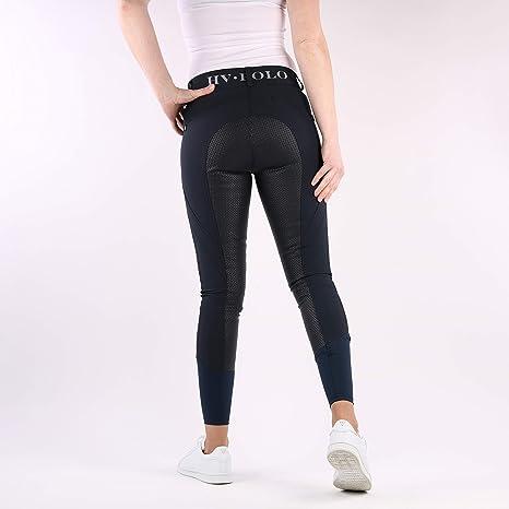 HV Polo Sonia FullGrip - Pantalones de equitación (Talla 34 ...