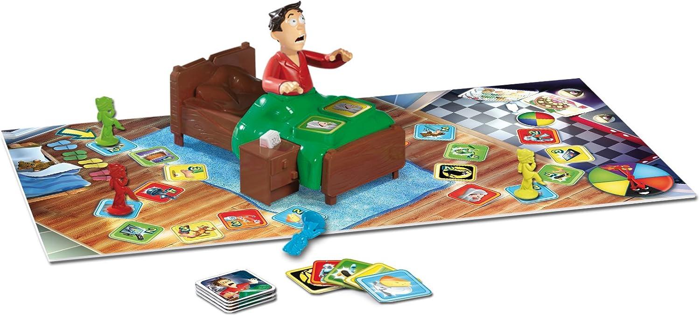 Amazon.es: Goliath 70582 - Juego de tablero (Multi, Caja, 1 Dad in bed, 4 Pins)