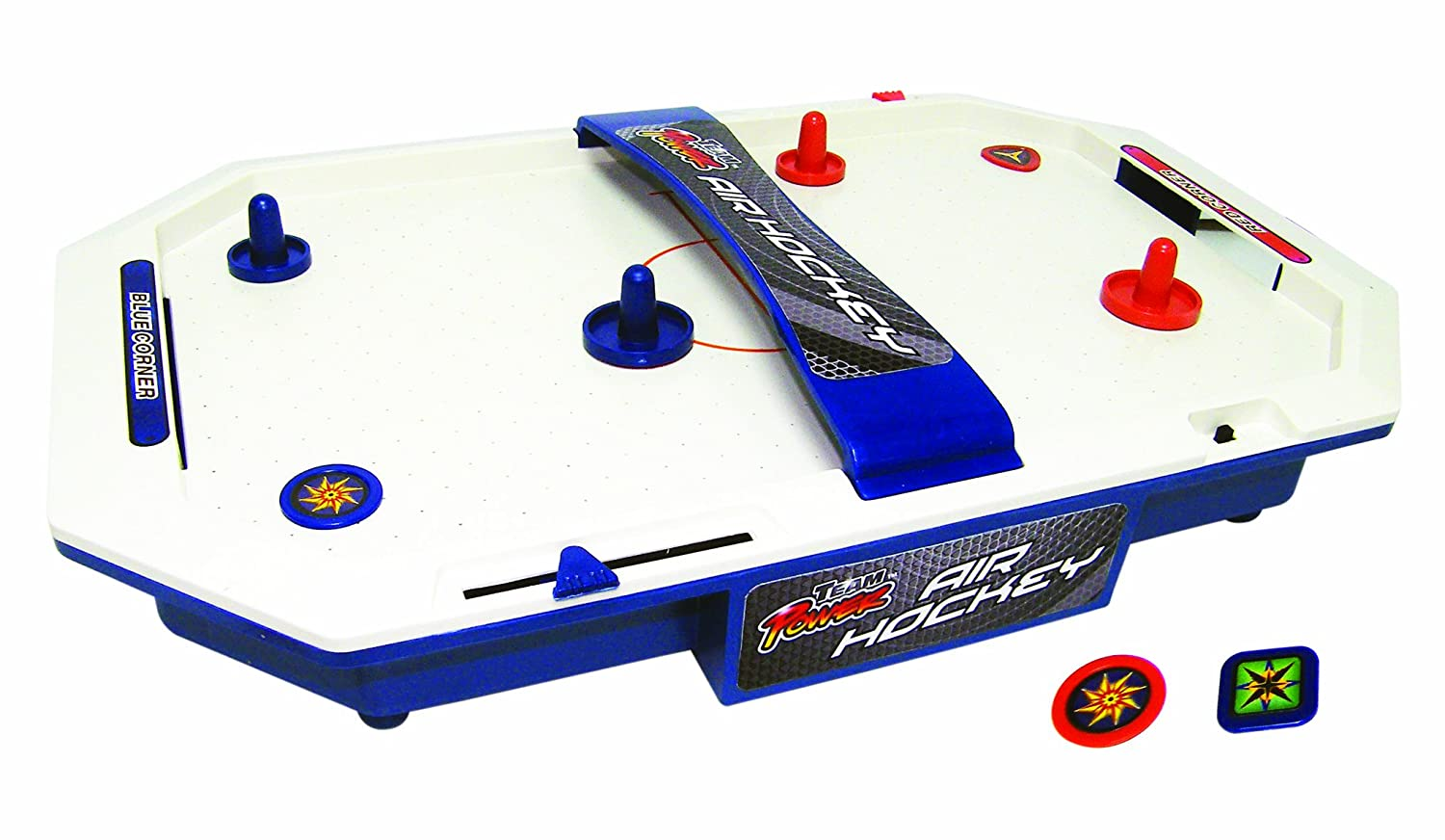 Team Power Battery-Operated Air Hockey Game 26344