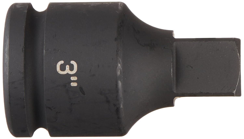 5//8 YG-1 58595TN Carbide End Mill 5 Length 5 Flute TiN Coated Finish 45 Degree Helix Medium and Long Length