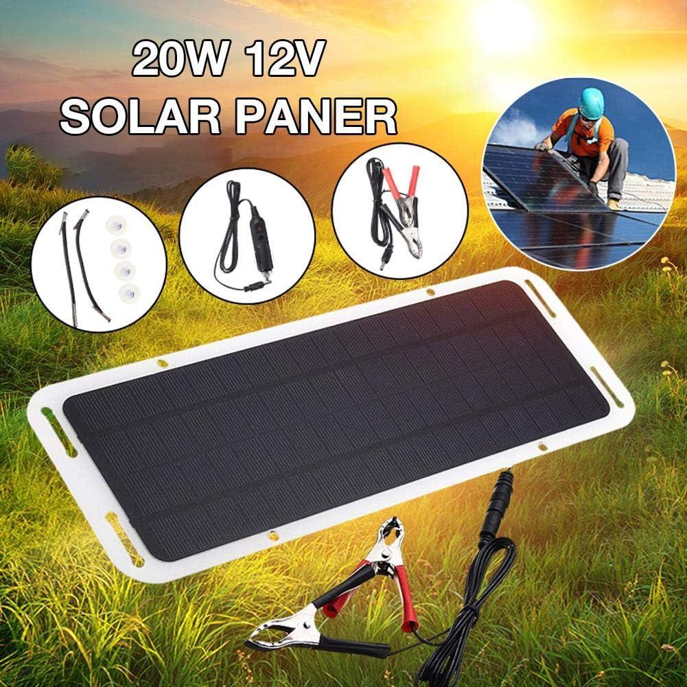 Batería Solar del Coche Batería Portátil De Energía Solar ...
