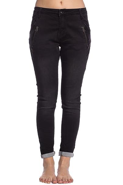 d88b1e979c1f Abbino 3D-6016 Jeans Italianos Vaquero para Mujer - 1 Color - Otoño  Invierno Estiloso