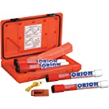 Orion Safety Products Locater Plus - 4 Marine Signal Kit - LOCAT+ Flare KIT SNGL PK - Single Kit (534SNGL)