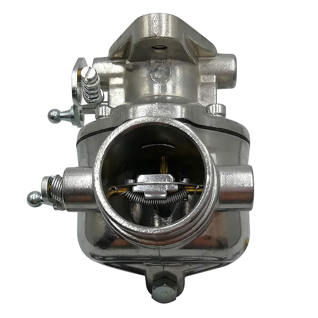 8N9510C Carburetor for Ford Tractor 2N 8N 9N Marvel Schebler Heavy Duty TSX33 TSX241A TSX241B TSX241C Replace 13876 0-13876 B3NN9510A 9N9510A