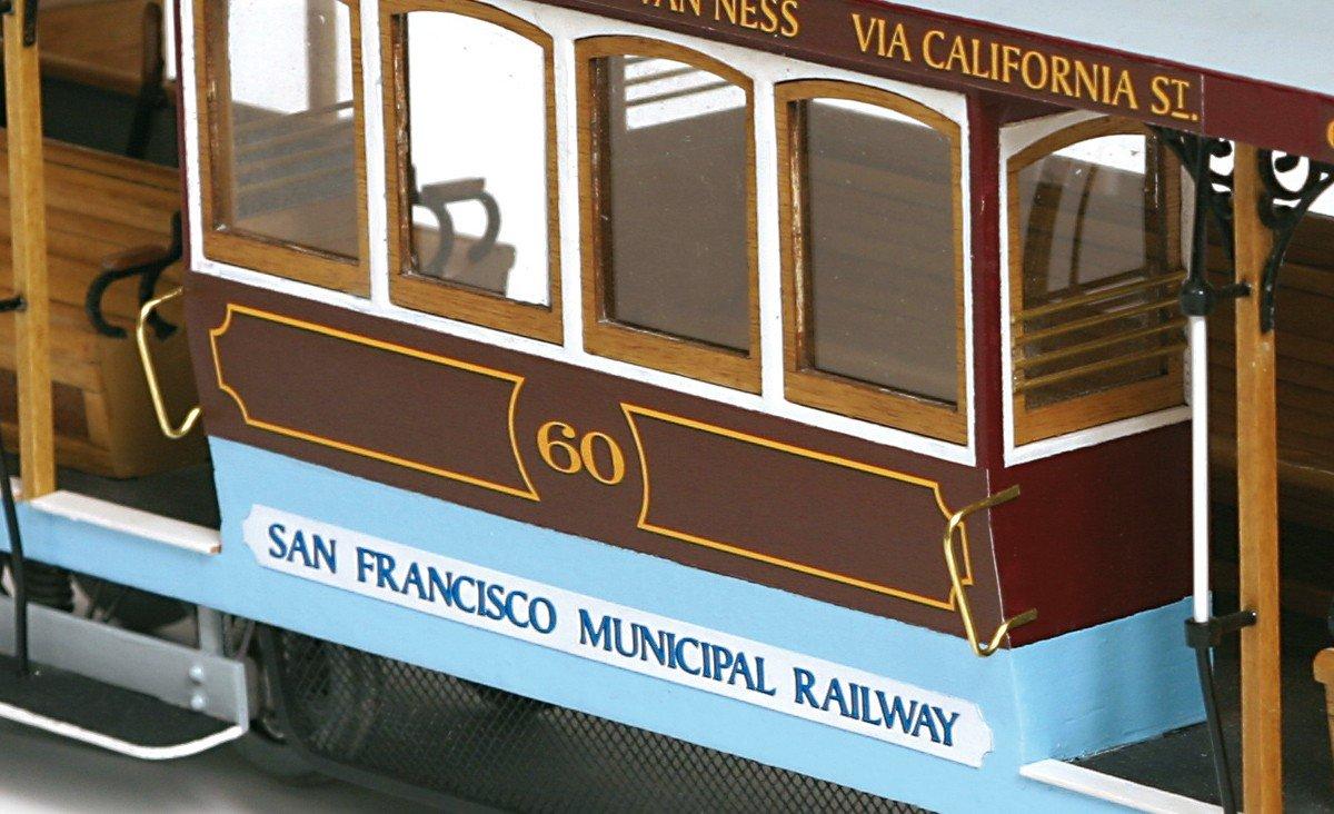 CABLECAR SAN FRANCISCO OcCre - 53007