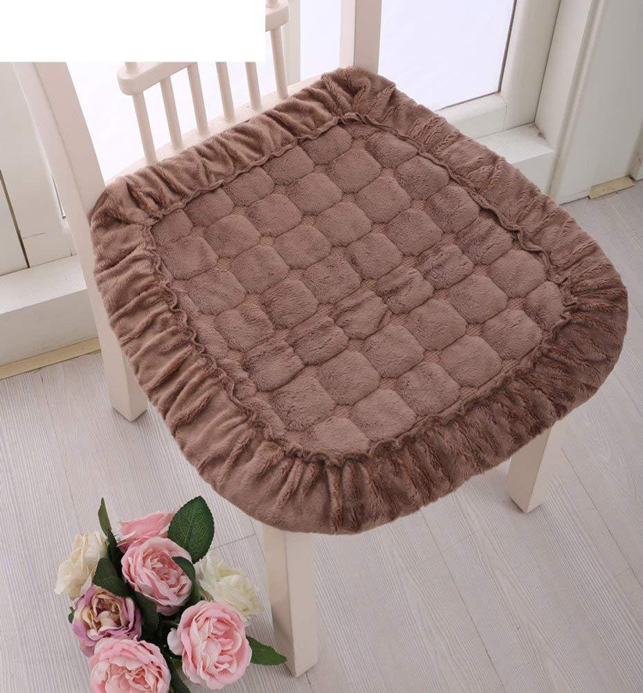 Q 50x50cm(20x20inch) Seat Cushion Chair Cushion, Student Stool Cushion, Thicker Office Chair Cushion, Sofa Chair Cushion-P 45x45cm(18x18inch) Chair Pad (color   K, Size   45x45cm(18x18inch))