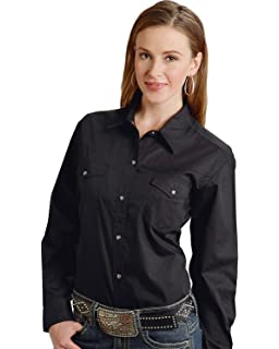 c1b272134e Lucky Brand Women s Plus Size Classic Western Shirt