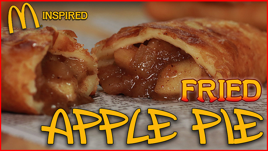 Deep-Fried Apple Pies Inspired by McDonald's