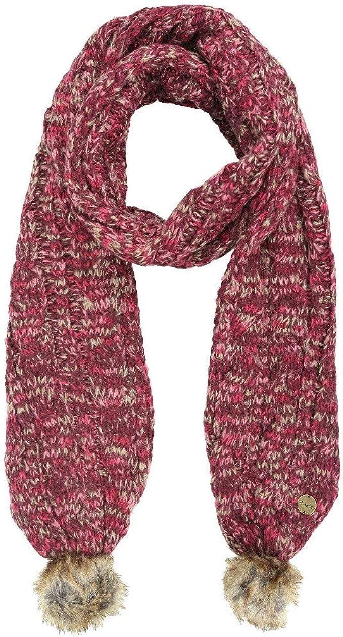 Regatta Frosty Stylish Womens Scarf Purple Warm Knit Ladies Winter Fashion
