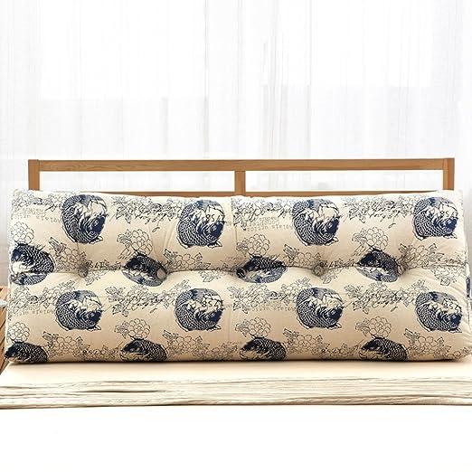 Cushion Meiling cuña Plegable de Espuma con Acolchado, Multi propósito cojín para la Espalda, Cuello y Pierna Apoyo, Alivio de reflujo ácido, Poliuretano, ...