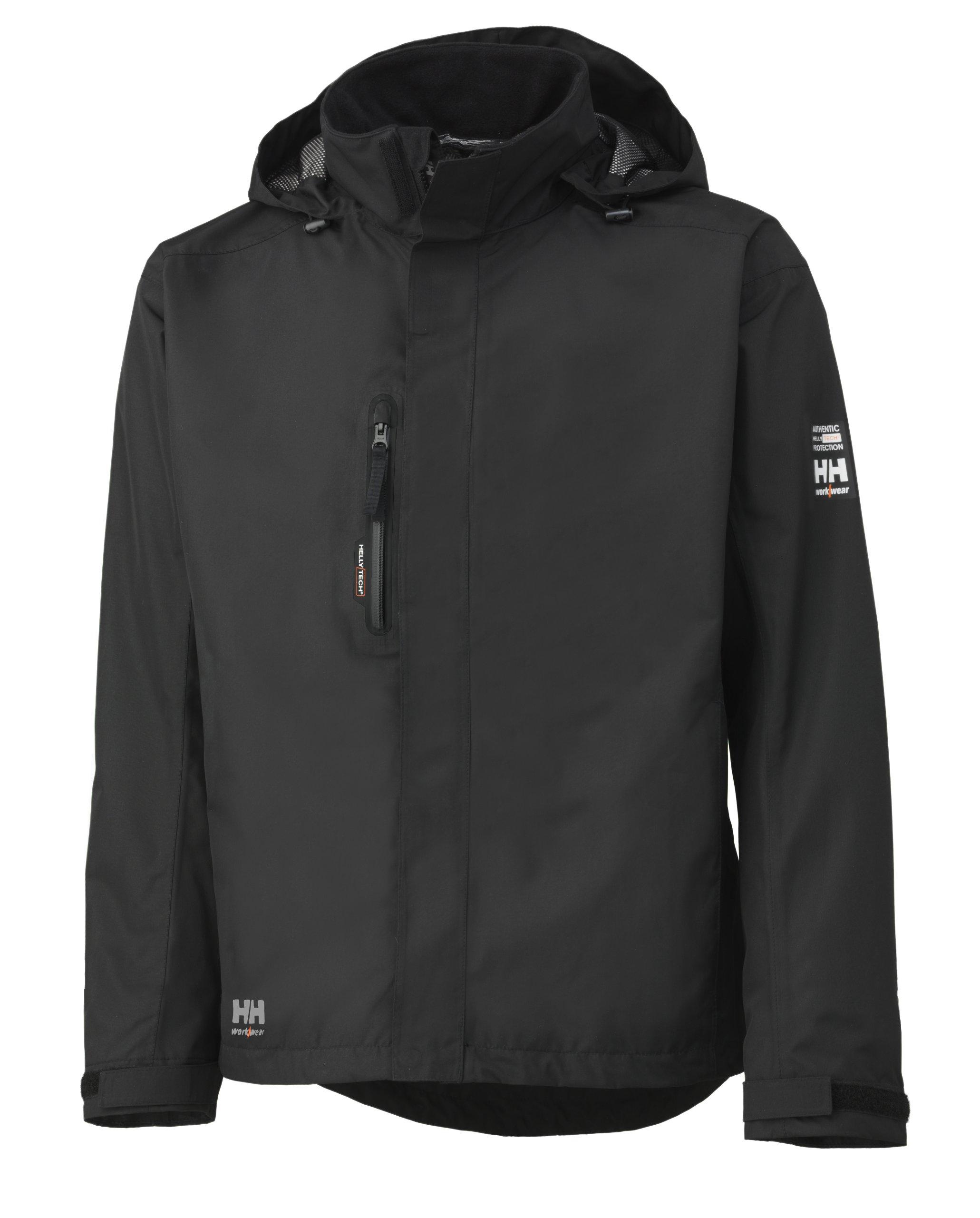 Helly Hansen Workwear Workwear Men's Haag Waterproof, Black, 4X-Large by Helly Hansen (Image #1)