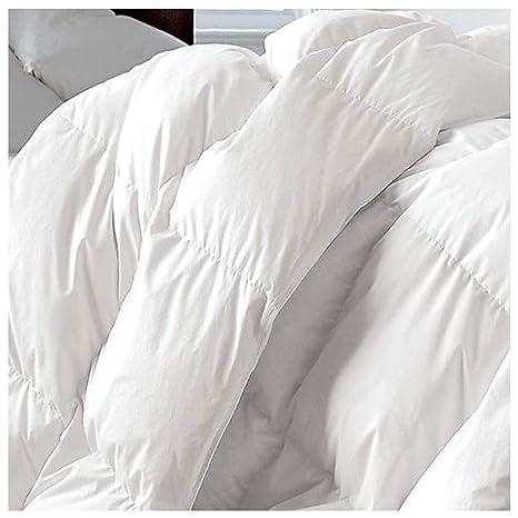 Como Lavar Un Edredon De Plumon.Cotton Art Edredon Nordico 92 Plumon Densidad 275 Gr M Cama De 90 150 Ancho X 220 Largo