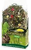 JR Farm Grainless Herbs Zwergkaninchen, 1er Pack (1 x 5 kg)