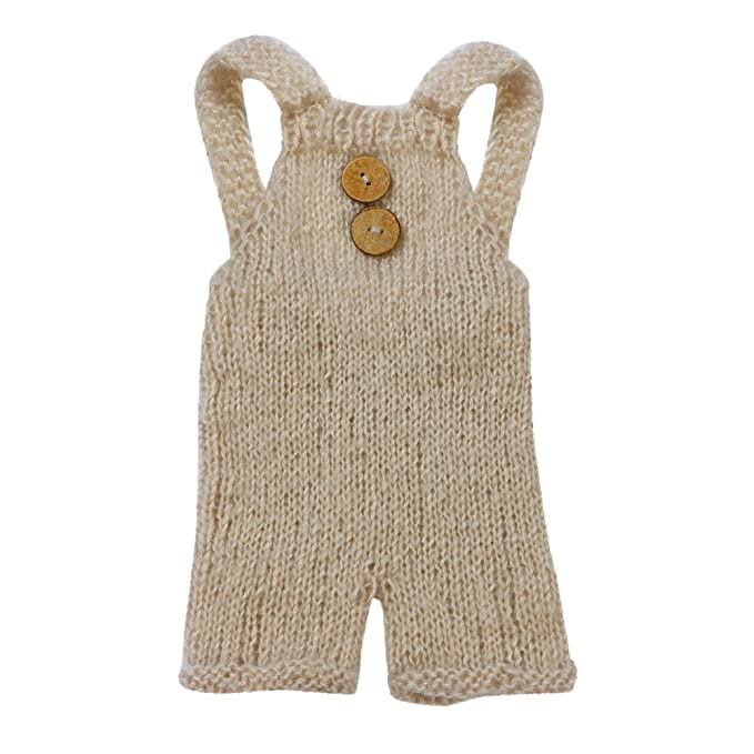 6e360f6a432c Image Unavailable. Image not available for. Color  Newborn Baby Photography  Overalls ...