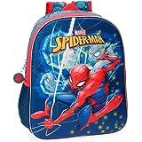 Spiderman Neo Sac de voyage, 40 cm, 24.64 liters, Multicolore (Multicolor)
