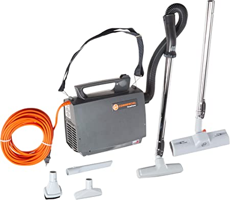 Hoover CH30000 - Aspiradora (7,4 A, Aspiradora cilíndrica, Bolsa para el polvo, Negro, ETL, UL, Secar): Amazon.es: Hogar