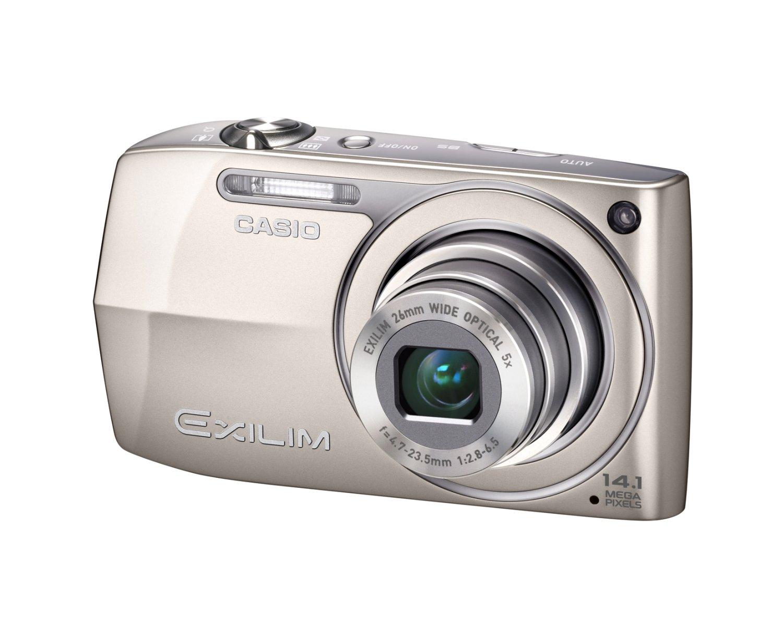 Casio Exilim EX-Z2300 - Cámara Digital (14.1 MP, 4320 x 3240 ...