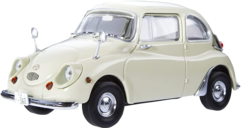 Super Sound Premium SUBARU 360 SuperDX 1967 Ivory