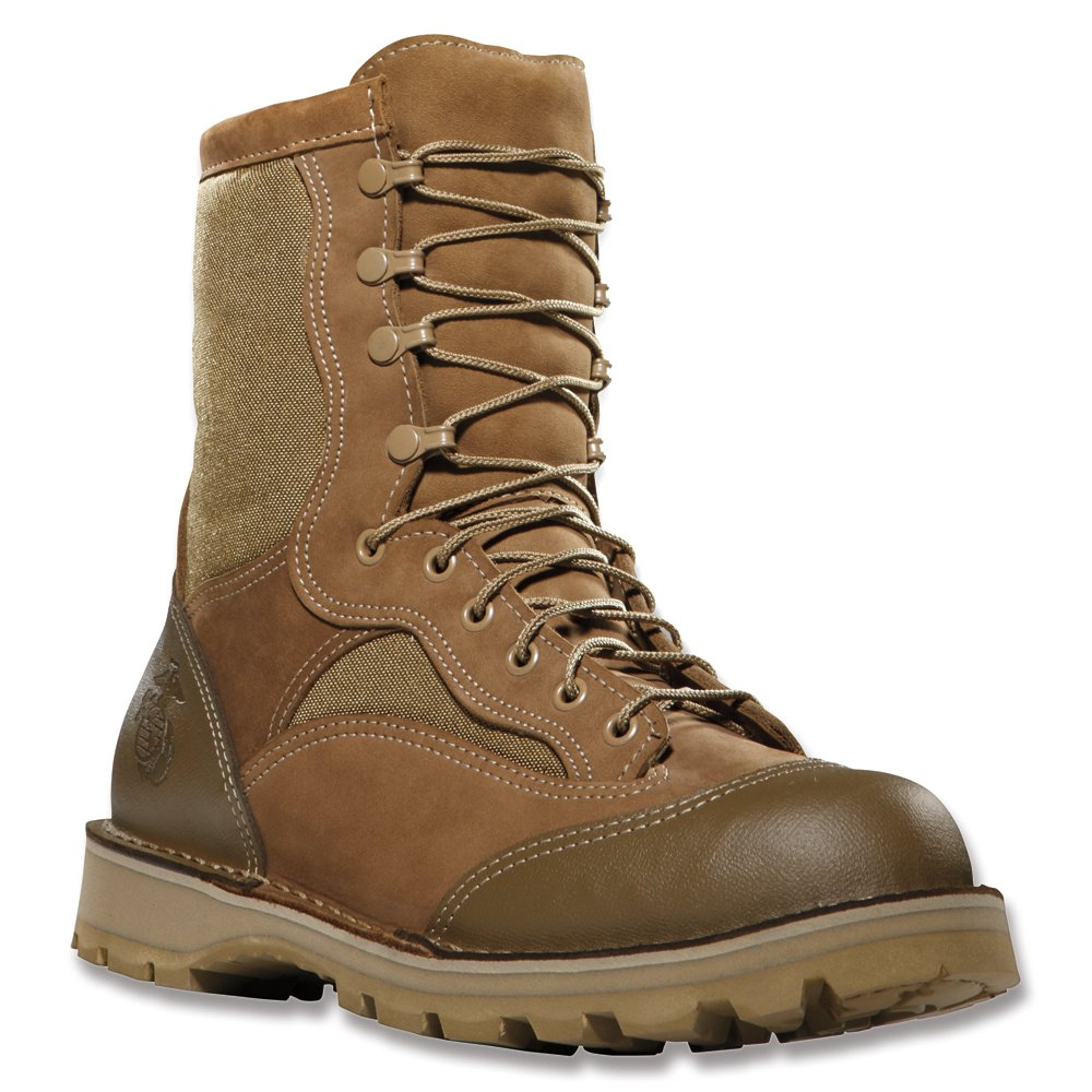 Amazon.com: Danner Men's USMC Rat Temperate Boot,Mojave,3 R: Toys ...