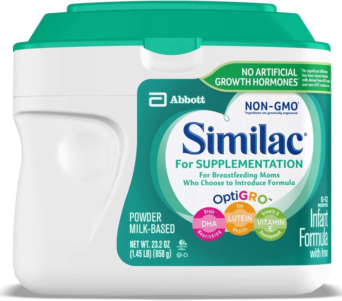 Top 9 Best Baby Formula For Breastfed Babies in 2020 3