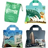 Envirosax Explore Reusable Shopping Bags (Set of 3)