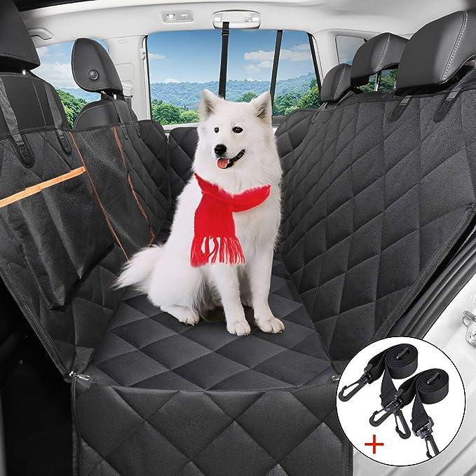 funda de asiento de coche para perros