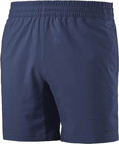 Head Club Shorts Pantalones Cortos, Hombre: Amazon.es: Deportes y ...