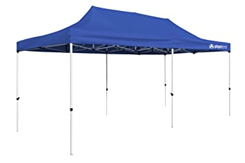 GigaTent The Party Tent Canopy 10 x 20-Feet Blue  sc 1 st  Amazon.com & Amazon.com: GigaTent The Party Tent Canopy 10 x 20-Feet Blue ...