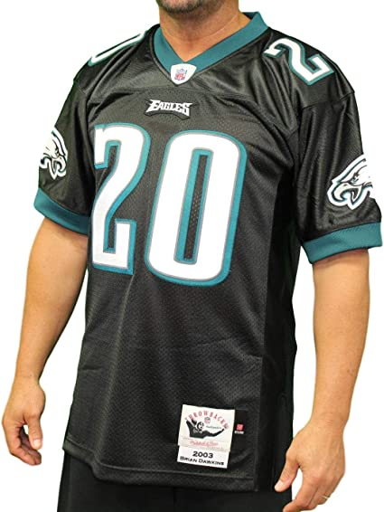 brian dawkins authentic eagles jersey jersey on sale
