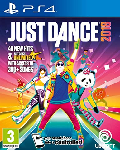 Buy Just Dance 2018 (PS4) Online at Low Prices in India