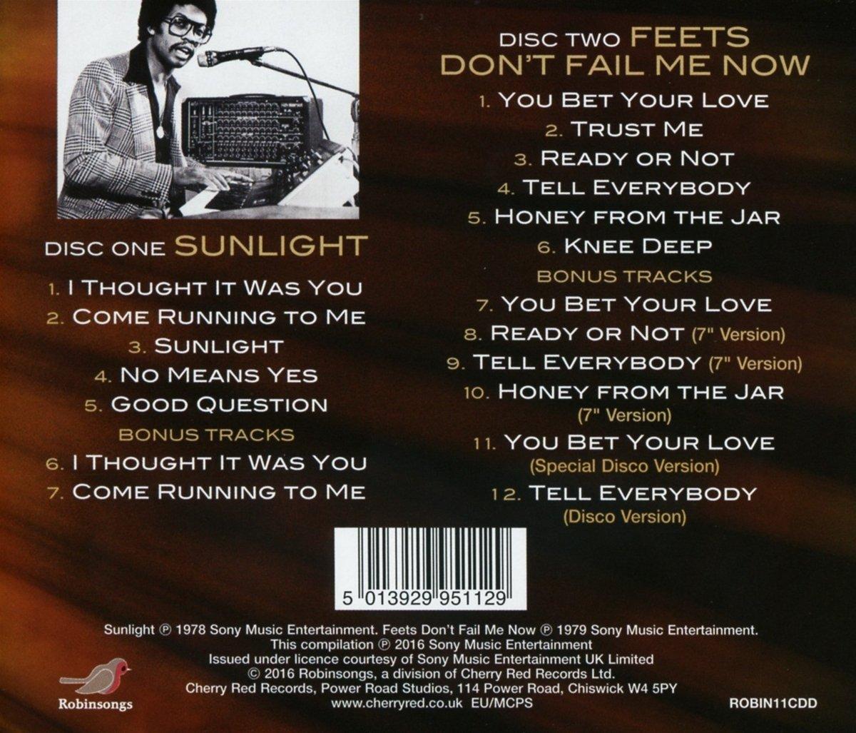 56e7e842c80b Herbie Hancock - Sunlight   Feets Don T Fail Me Now  Deluxe Edition   Herbie  Hancock - Amazon.com Music