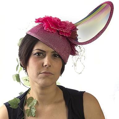 6cdf4fb1db8 Amazon.com  HMS Women s Derby Hat Flyaway
