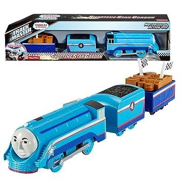 Y Sus Locomotora Trackmaster Thomas Amigos Tren Gordon NX80PwnOk
