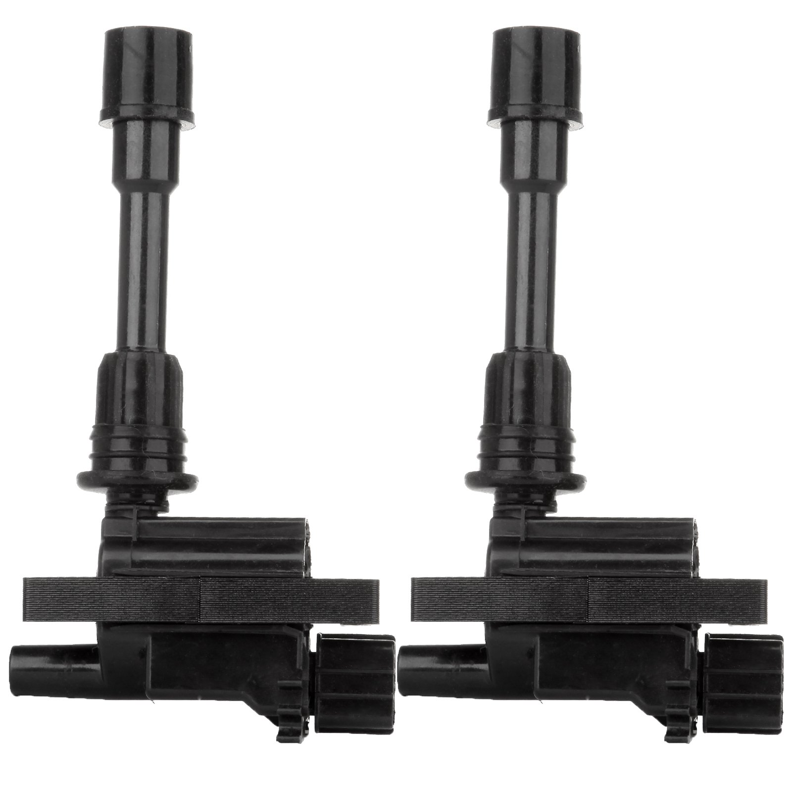 ECCPP Ignition Coils on Plug Pencil for Mazda Protege 2.0L L4 UF407 5C1208 C1340(Pack of 2)